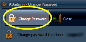 Click the Change Password button.