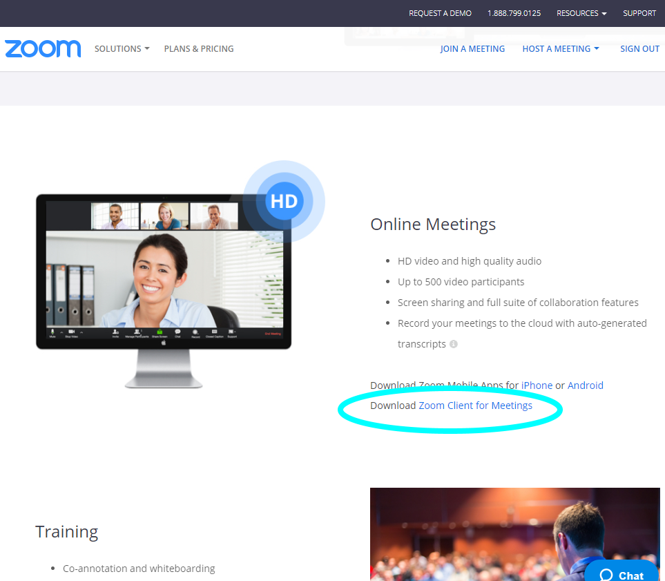 zoom cloud meetings app download